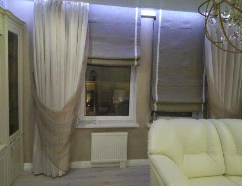 Квартира на Полтавской 5